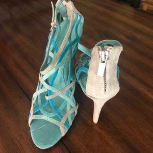Elie Tahari Summer Sandal 8.5